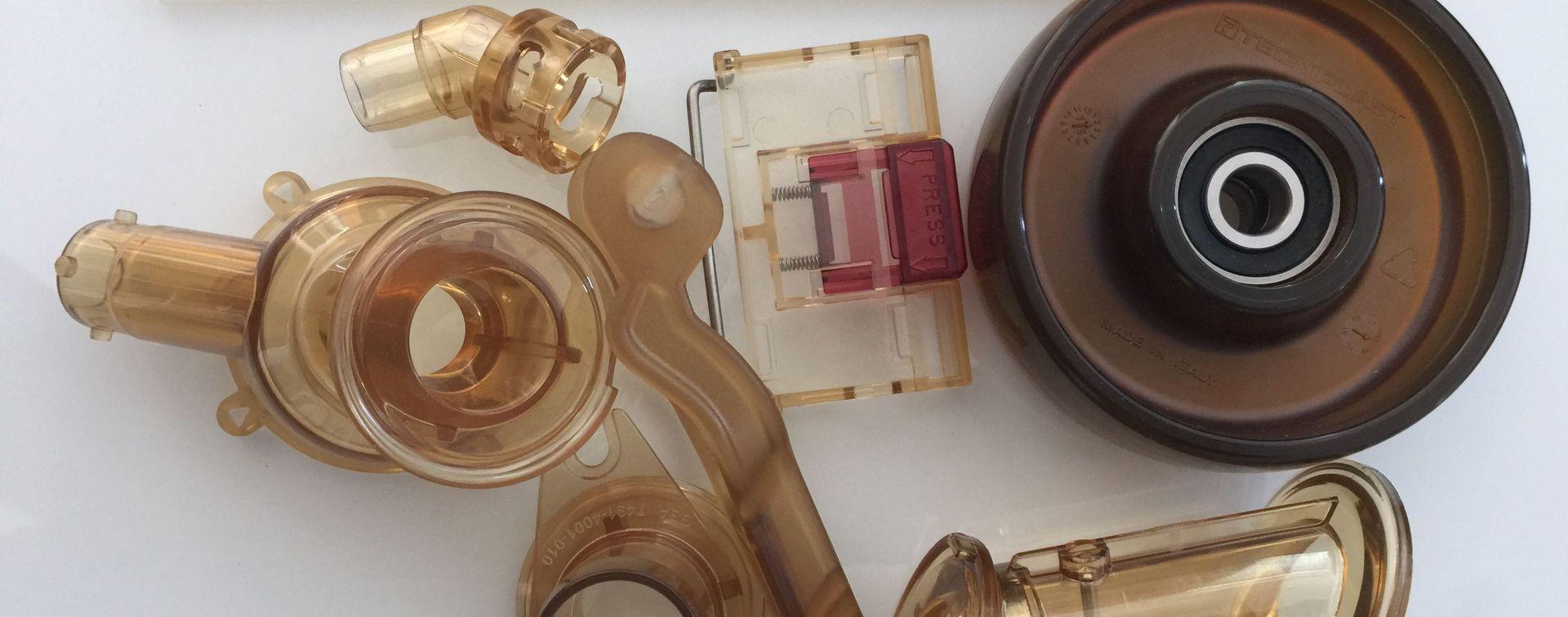 Kunststoffspritzguss von Tecniplast